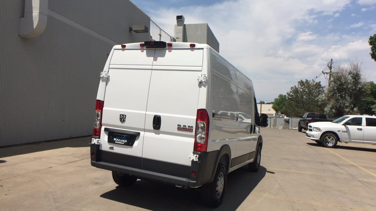 2018 ProMaster 1500 High Roof FWD,  Empty Cargo Van #15567 - photo 7