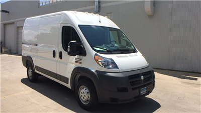 2018 ProMaster 1500 High Roof FWD,  Empty Cargo Van #15567 - photo 9