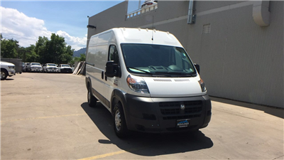 2018 ProMaster 1500 High Roof FWD,  Empty Cargo Van #15567 - photo 3