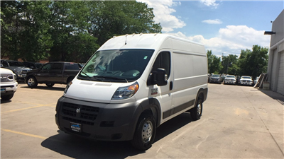 2018 ProMaster 1500 High Roof FWD,  Empty Cargo Van #15567 - photo 1