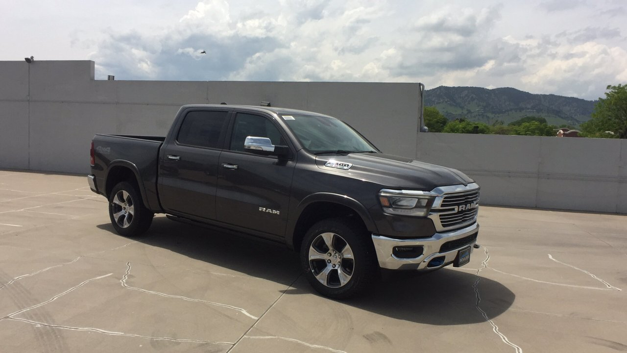 2019 Ram 1500 Crew Cab 4x4,  Pickup #15568 - photo 3