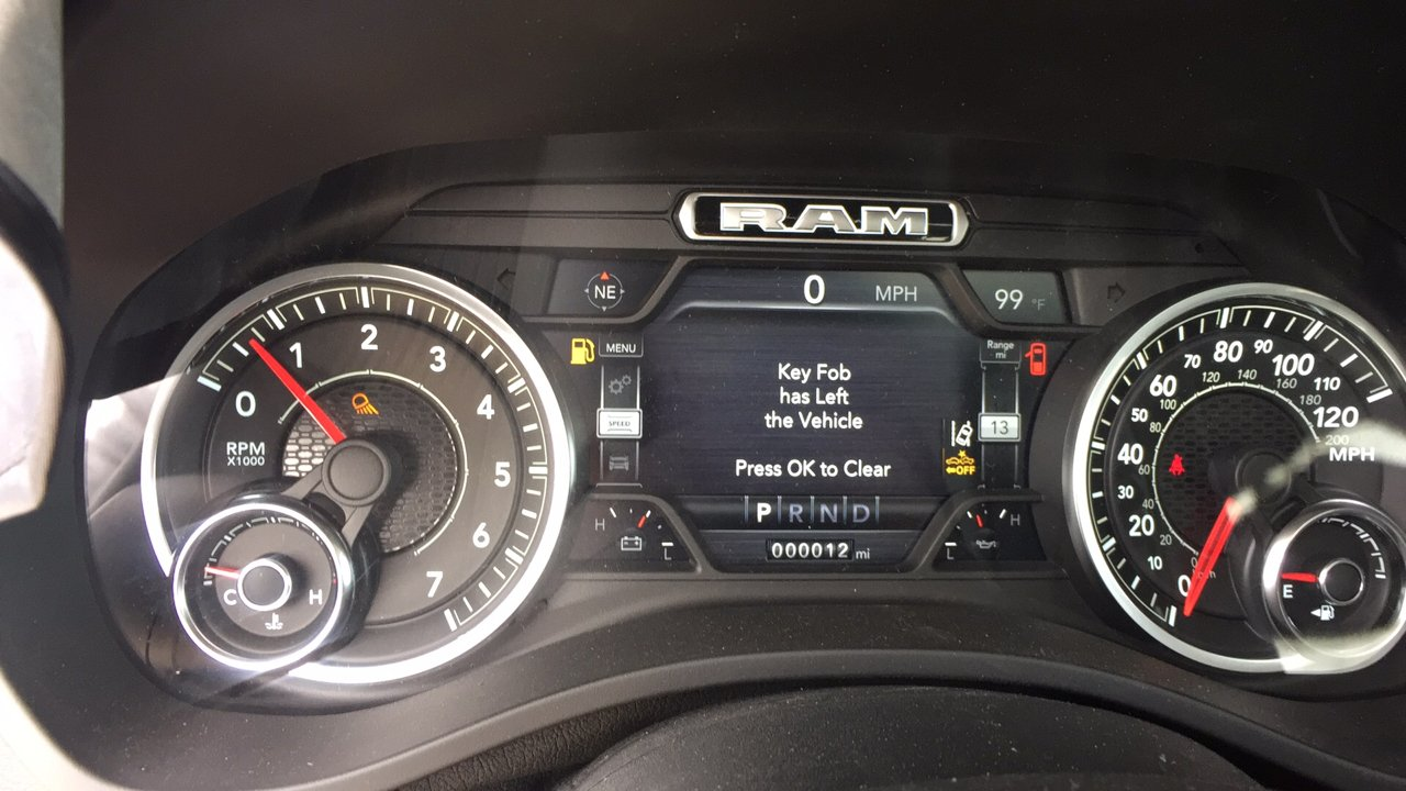 2019 Ram 1500 Crew Cab 4x4,  Pickup #15568 - photo 17