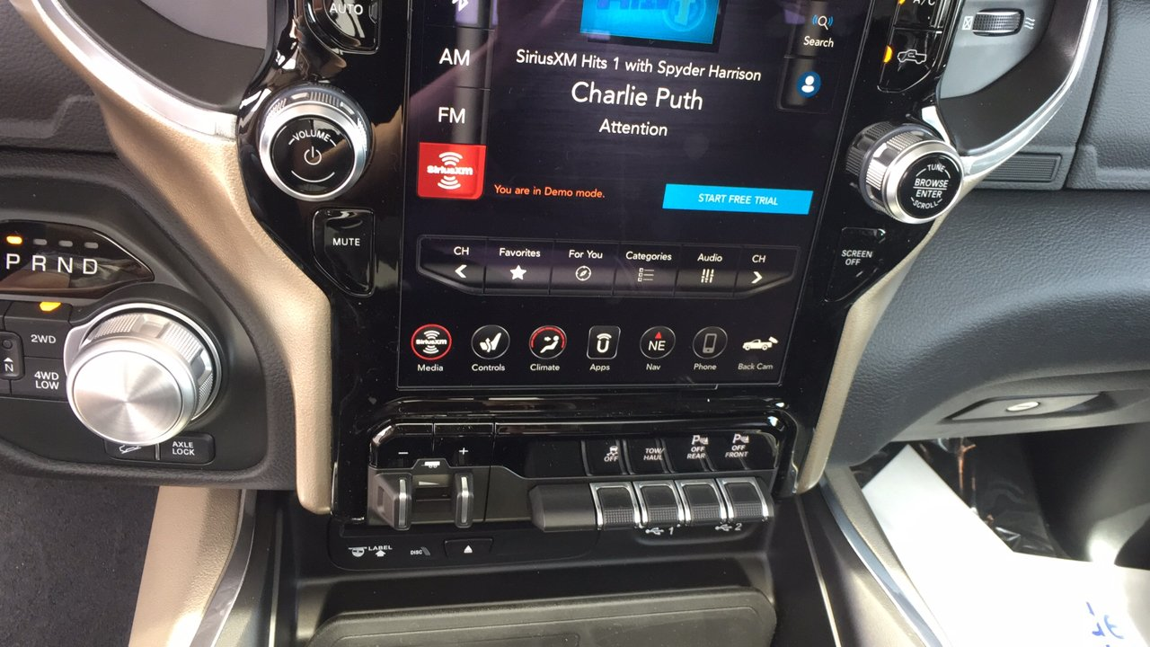 2019 Ram 1500 Crew Cab 4x4,  Pickup #15568 - photo 22