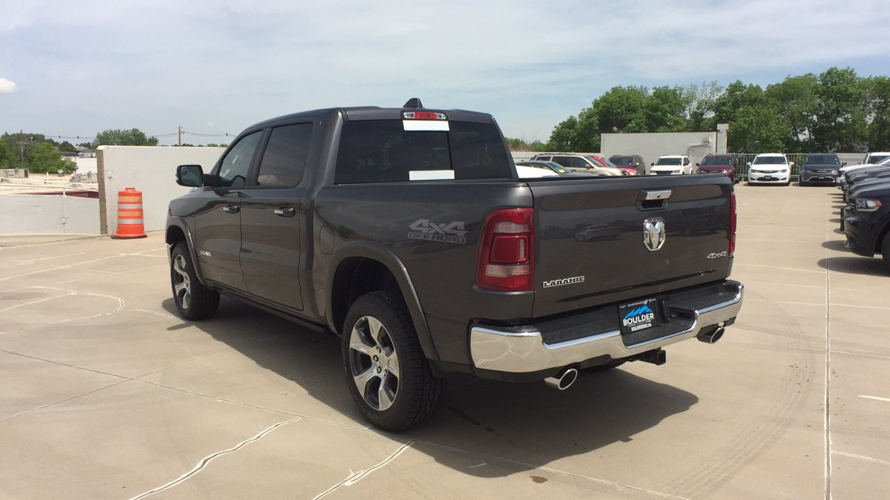 2019 Ram 1500 Crew Cab 4x4,  Pickup #15568 - photo 2