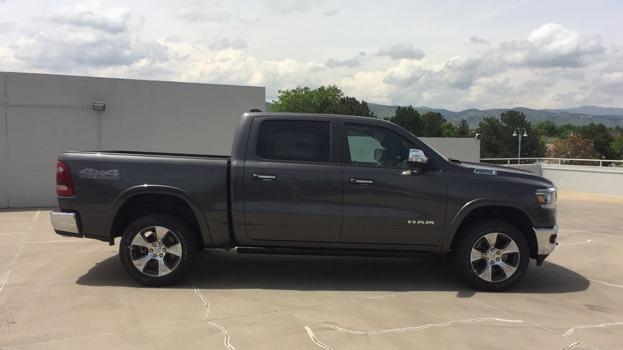 2019 Ram 1500 Crew Cab 4x4,  Pickup #15568 - photo 7