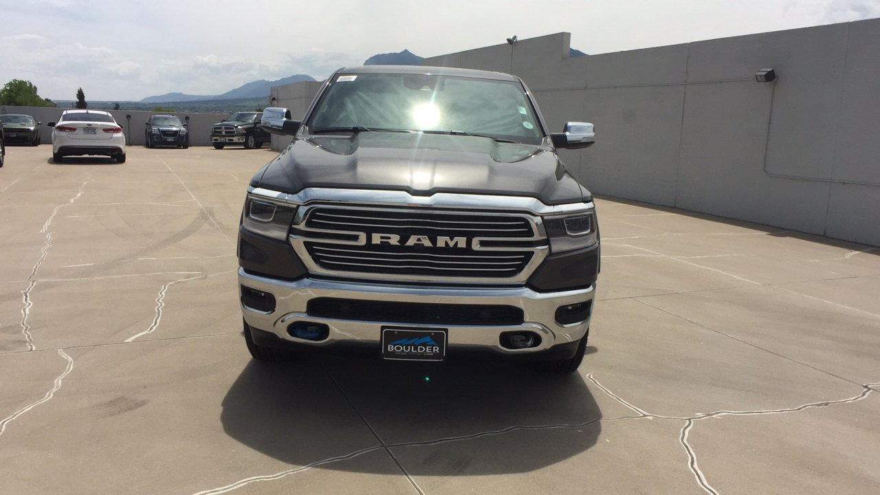 2019 Ram 1500 Crew Cab 4x4,  Pickup #15568 - photo 9