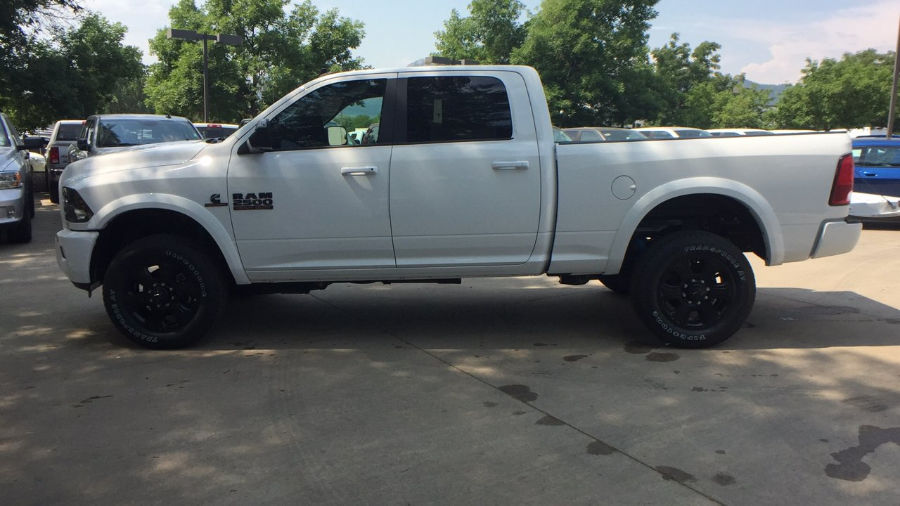 2018 Ram 2500 Crew Cab 4x4,  Pickup #15582 - photo 4