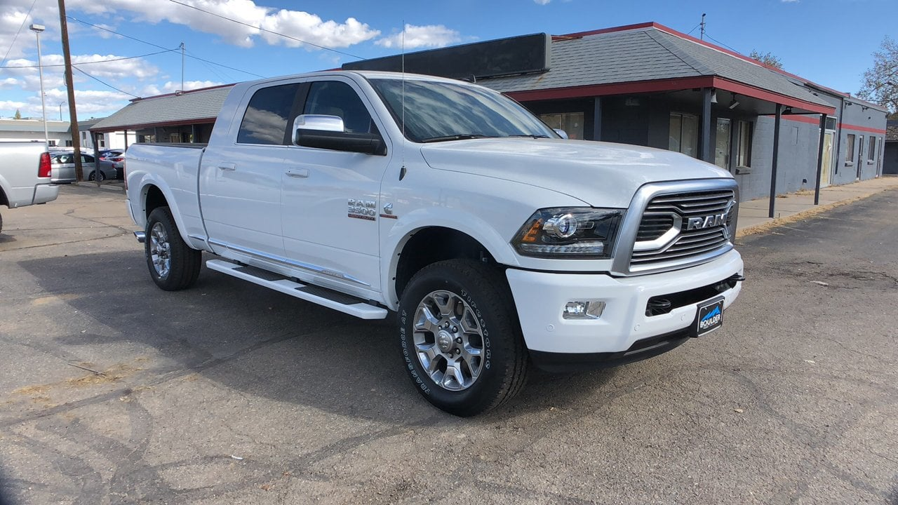 2018 Ram 3500 Mega Cab 4x4,  Pickup #15599 - photo 7