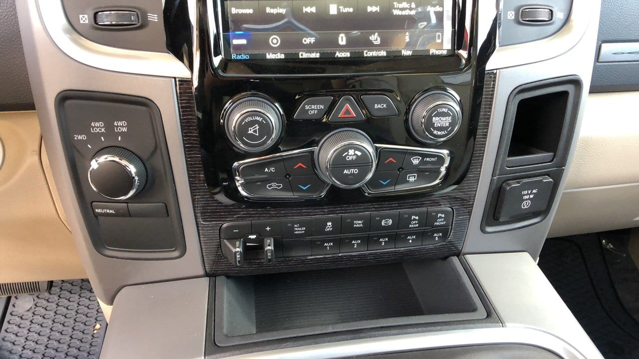 2018 Ram 3500 Mega Cab 4x4,  Pickup #15599 - photo 21