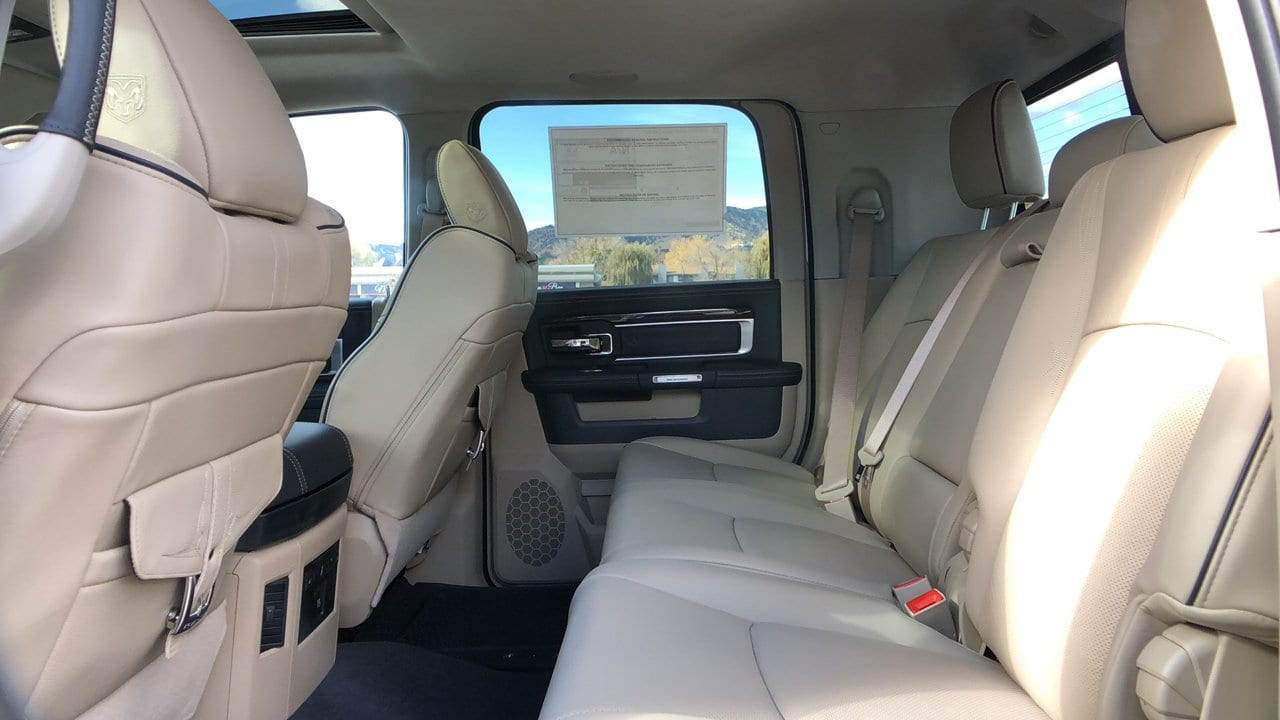 2018 Ram 3500 Mega Cab 4x4,  Pickup #15599 - photo 27