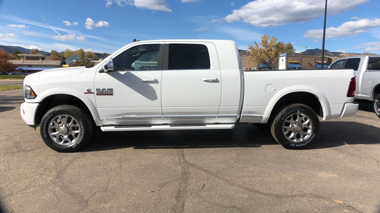 2018 Ram 3500 Mega Cab 4x4,  Pickup #15599 - photo 3