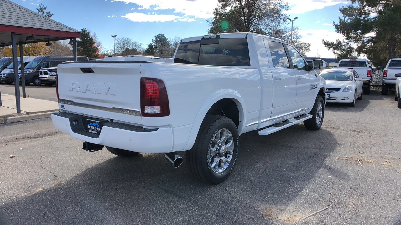 2018 Ram 3500 Mega Cab 4x4,  Pickup #15599 - photo 5