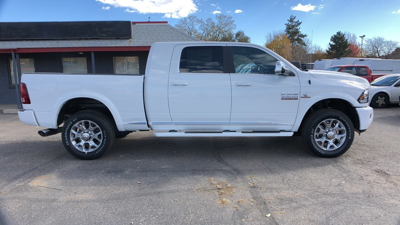 2018 Ram 3500 Mega Cab 4x4,  Pickup #15599 - photo 6