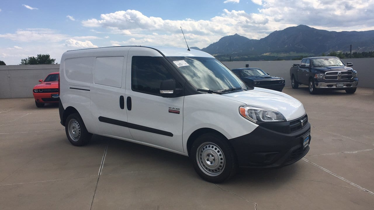 2018 ProMaster City,  Empty Cargo Van #15600 - photo 3