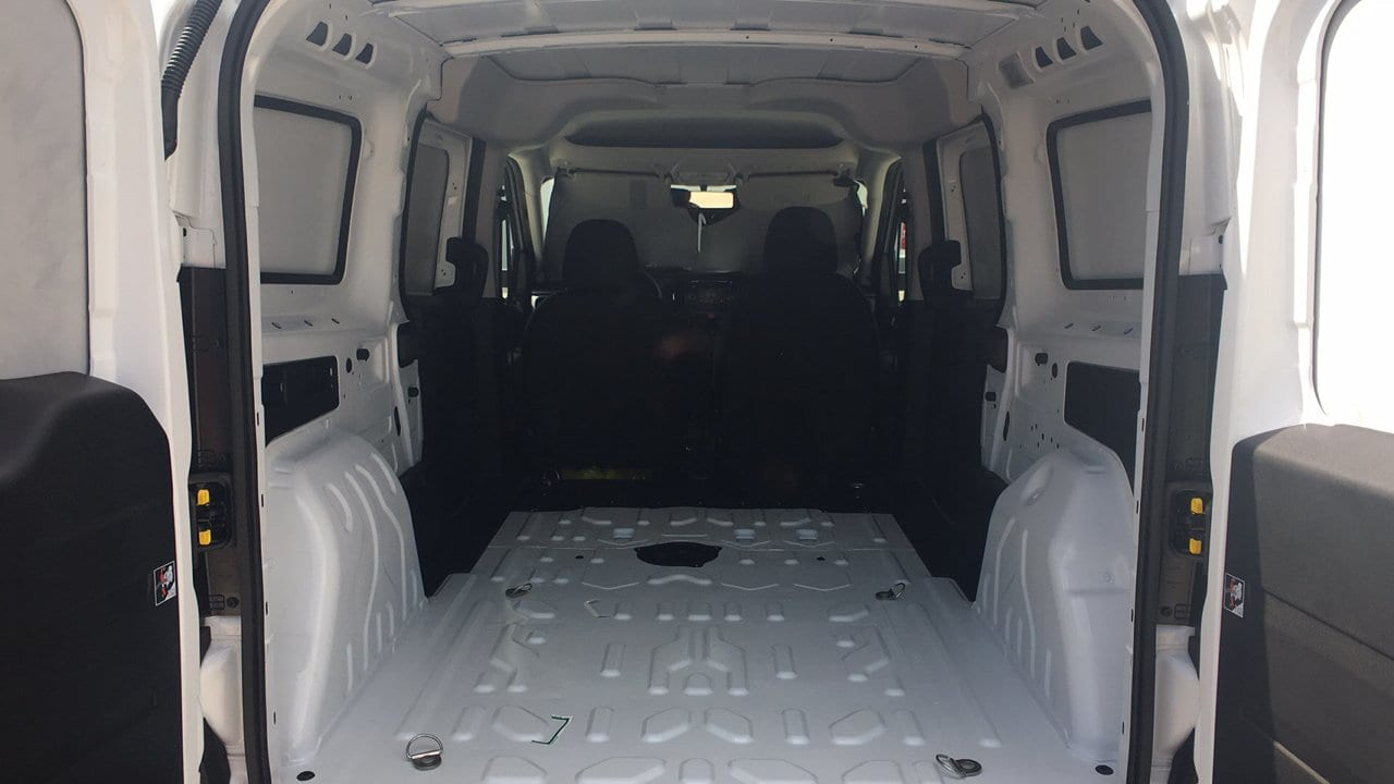 2018 ProMaster City,  Empty Cargo Van #15600 - photo 2