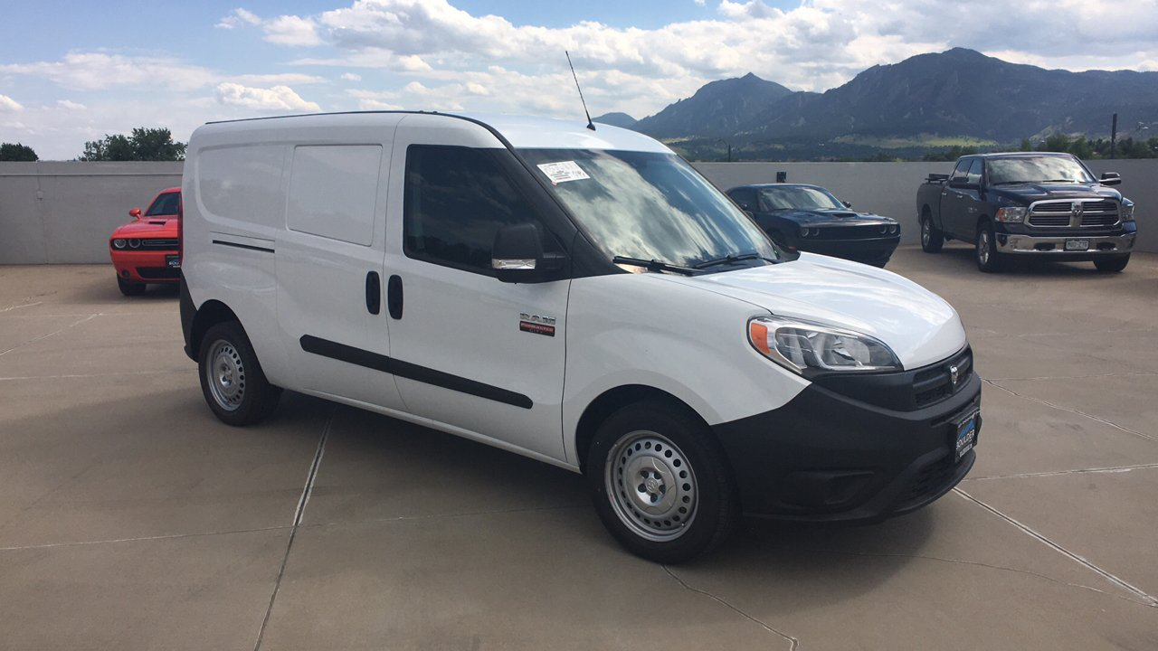 2018 ProMaster City,  Empty Cargo Van #15600 - photo 9
