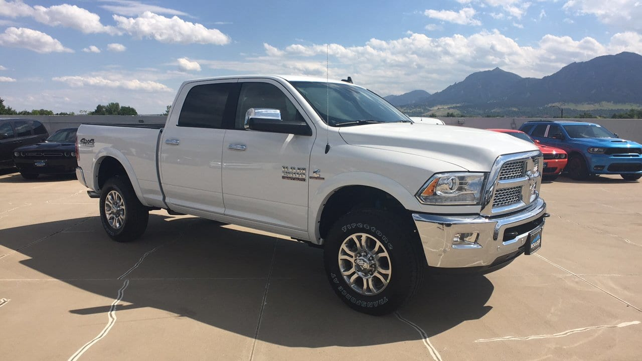 2018 Ram 2500 Crew Cab 4x4,  Pickup #15602 - photo 3