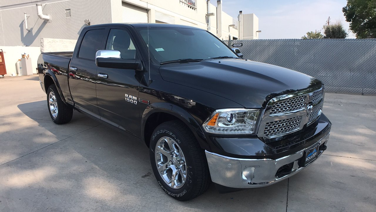 2018 Ram 1500 Crew Cab 4x4,  Pickup #15606 - photo 1