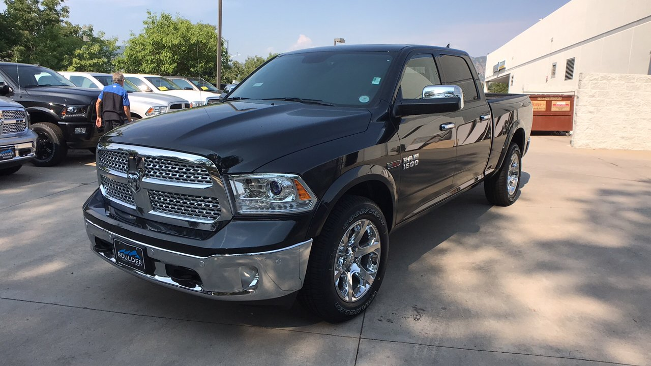 2018 Ram 1500 Crew Cab 4x4,  Pickup #15606 - photo 4