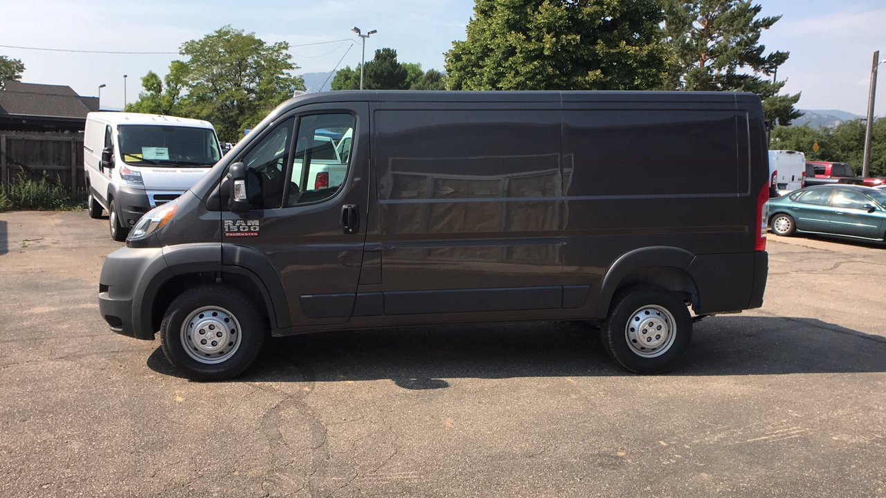 2018 ProMaster 1500 Standard Roof FWD,  Empty Cargo Van #15626 - photo 5