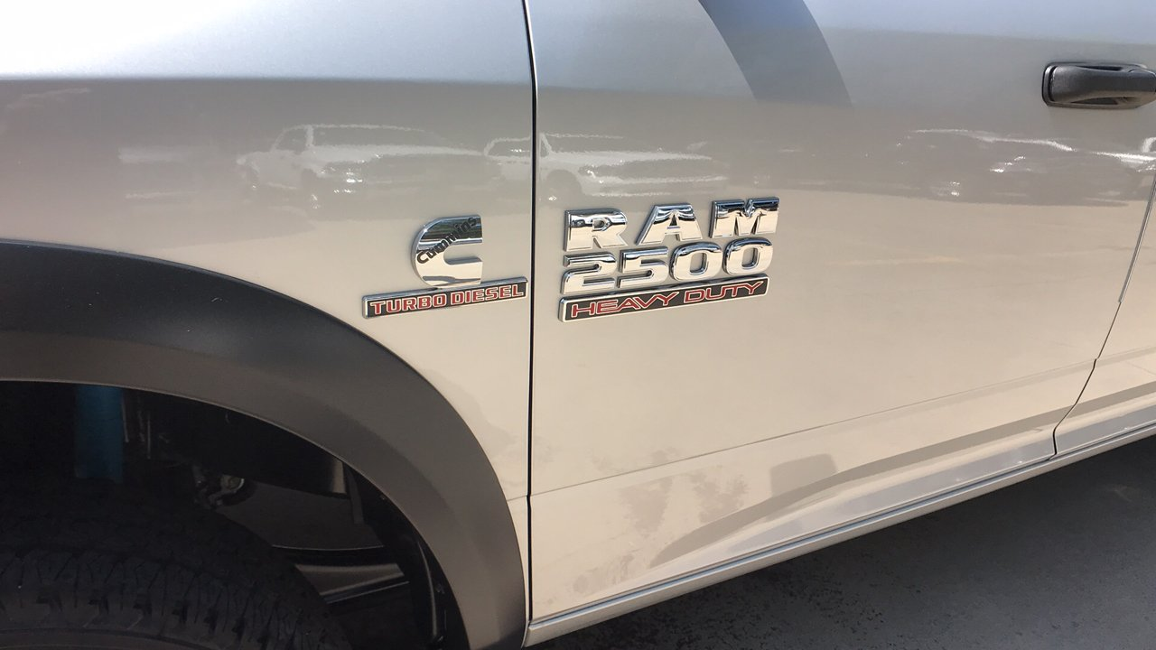 2018 Ram 2500 Crew Cab 4x4,  Pickup #15630 - photo 11