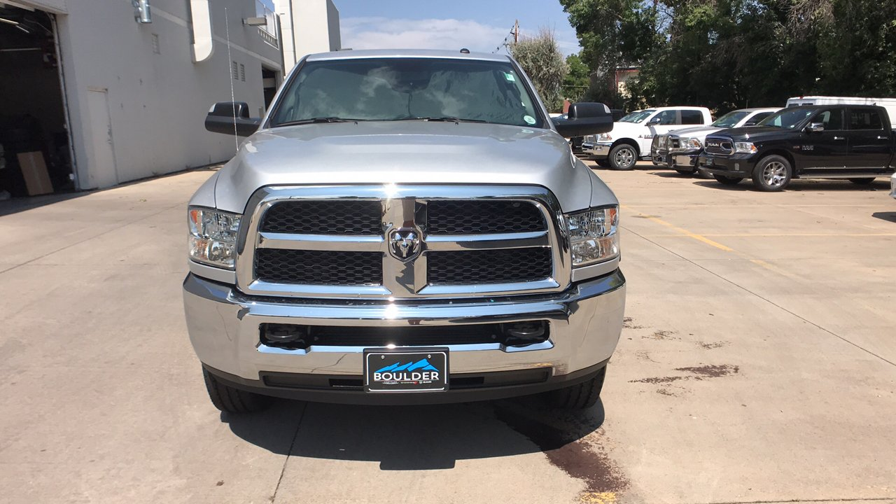 2018 Ram 2500 Crew Cab 4x4,  Pickup #15630 - photo 4