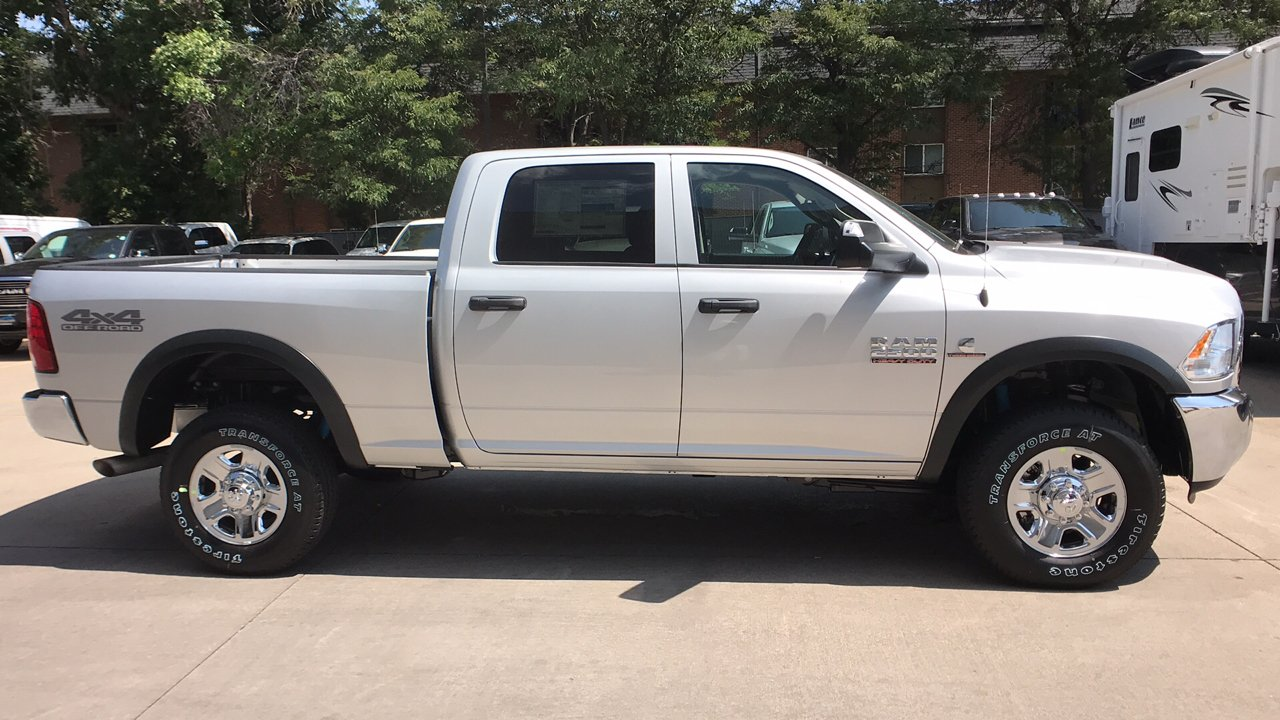 2018 Ram 2500 Crew Cab 4x4,  Pickup #15630 - photo 8