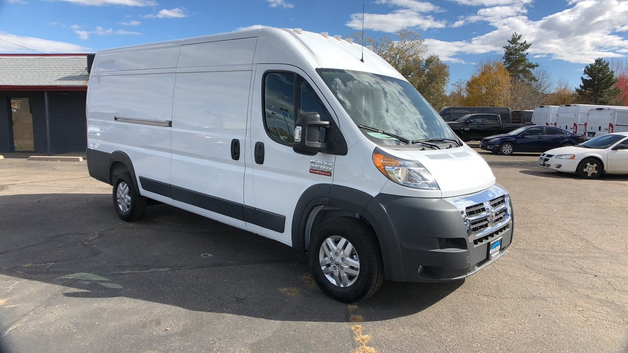 2018 ProMaster 3500 High Roof FWD,  Empty Cargo Van #15636 - photo 8
