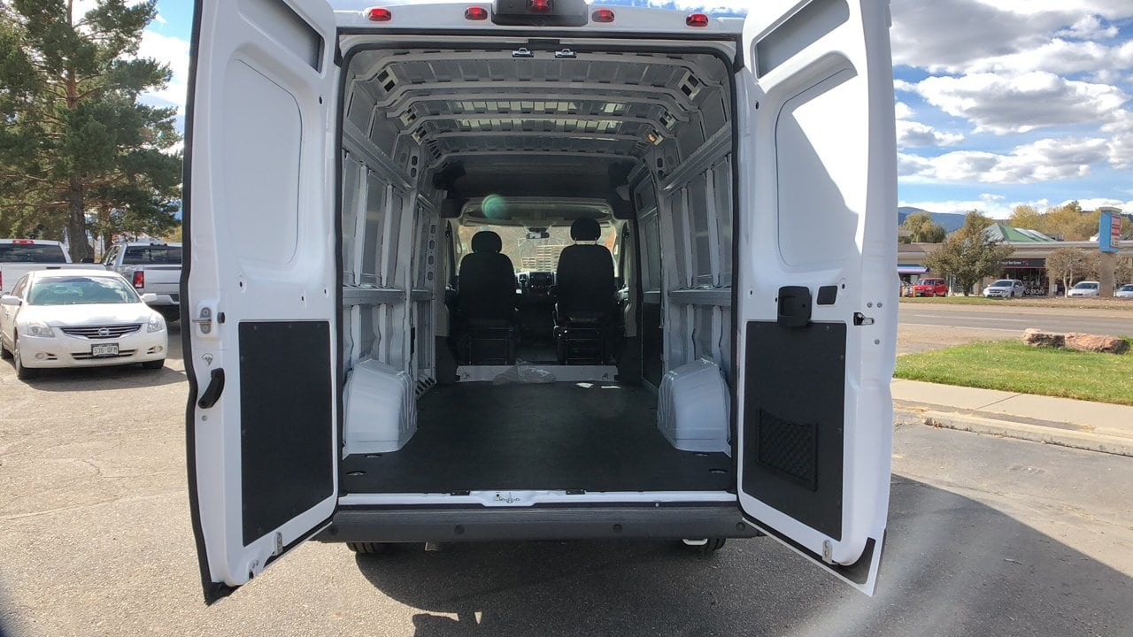 2018 ProMaster 3500 High Roof FWD,  Empty Cargo Van #15636 - photo 2