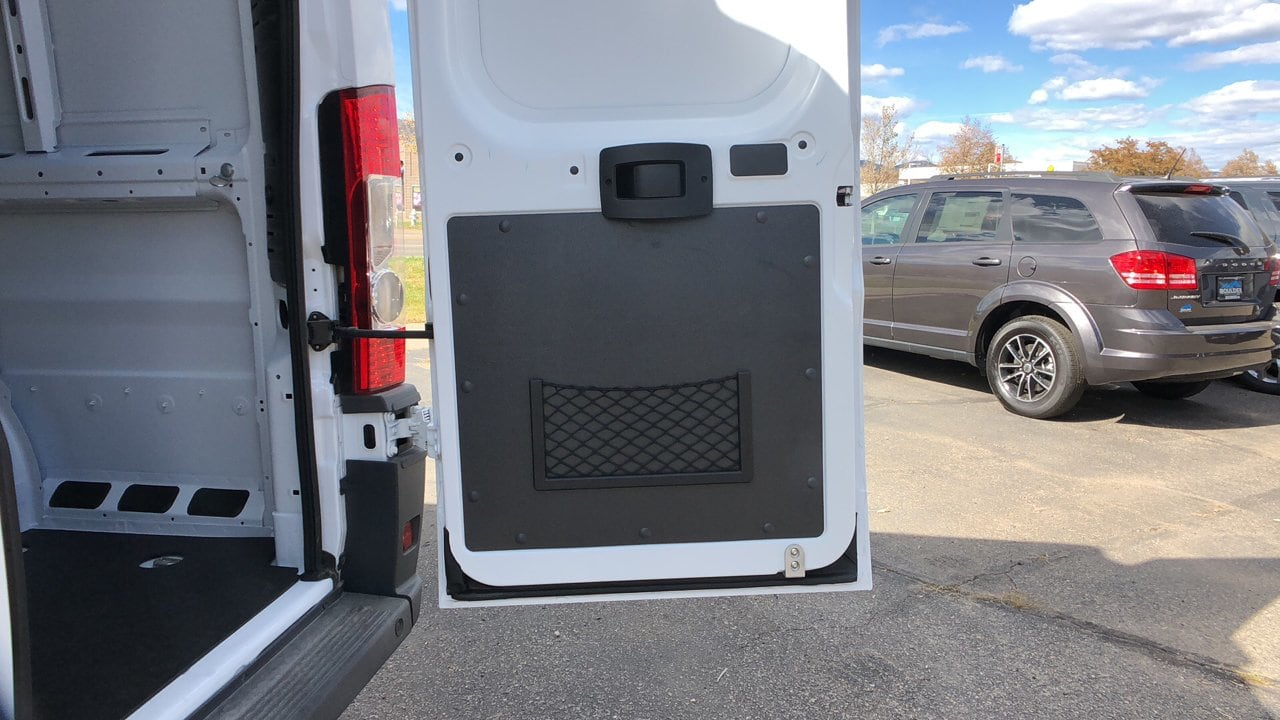 2018 ProMaster 3500 High Roof FWD,  Empty Cargo Van #15636 - photo 25