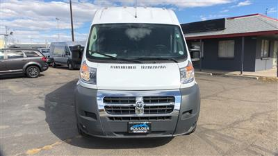 2018 ProMaster 3500 High Roof FWD,  Empty Cargo Van #15636 - photo 9