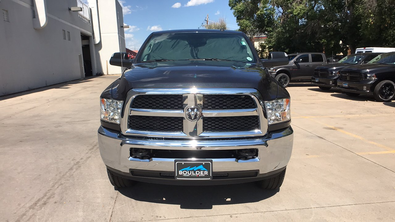 2018 Ram 2500 Crew Cab 4x4,  Pickup #15640 - photo 4