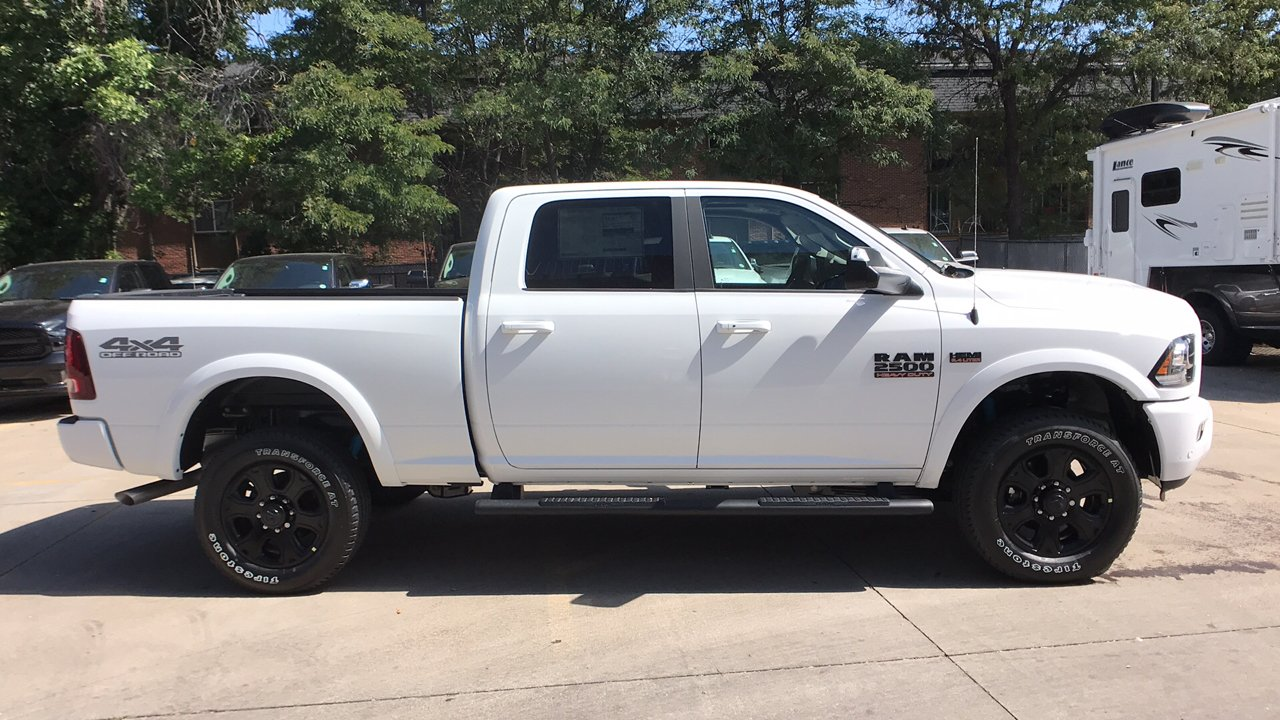 2018 Ram 2500 Crew Cab 4x4,  Pickup #15641 - photo 8