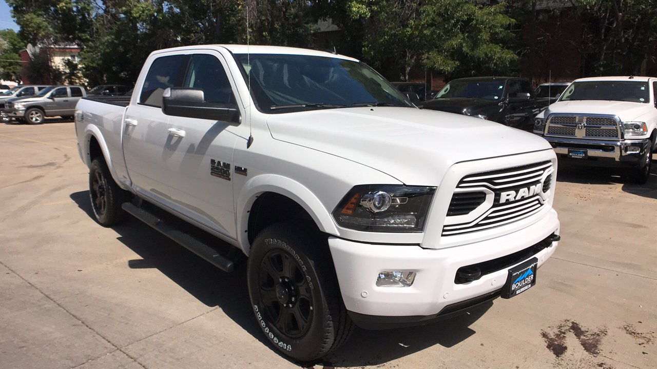 2018 Ram 2500 Crew Cab 4x4,  Pickup #15641 - photo 3