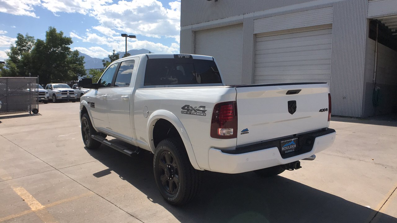 2018 Ram 2500 Crew Cab 4x4,  Pickup #15641 - photo 2