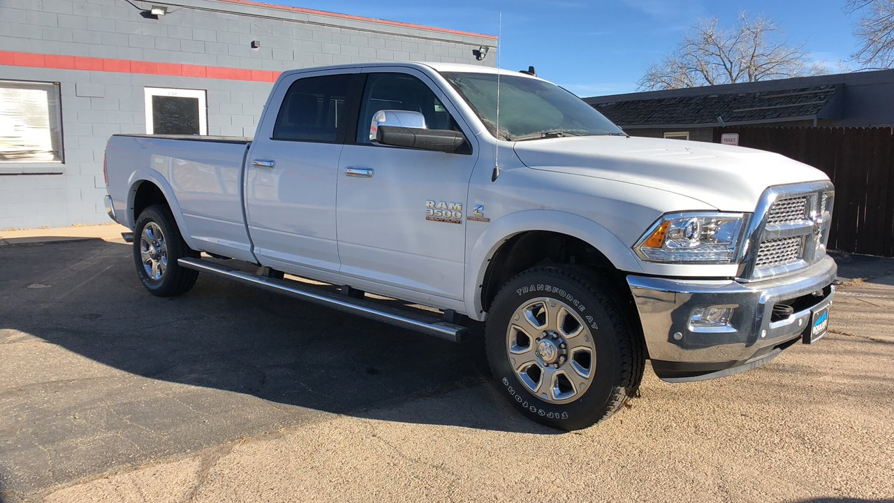 2018 Ram 3500 Crew Cab 4x4,  Pickup #15644 - photo 8