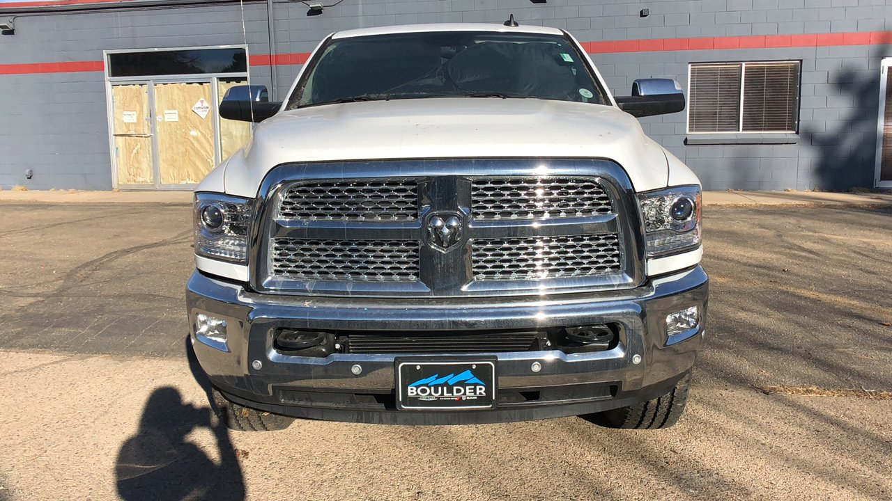 2018 Ram 3500 Crew Cab 4x4,  Pickup #15644 - photo 9