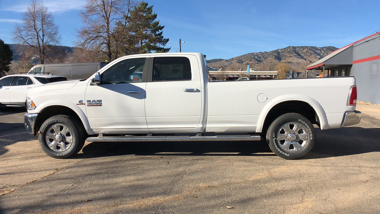 2018 Ram 3500 Crew Cab 4x4,  Pickup #15644 - photo 4