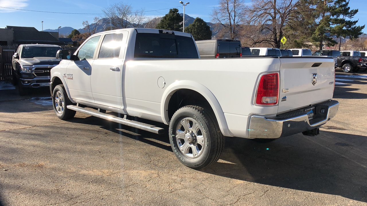 2018 Ram 3500 Crew Cab 4x4,  Pickup #15644 - photo 2