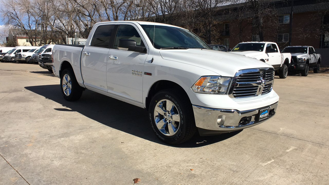 2018 Ram 1500 Crew Cab 4x4,  Pickup #15673 - photo 7