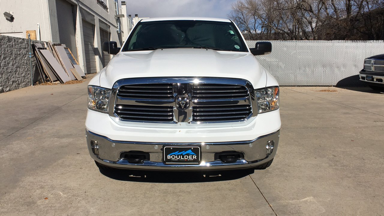2018 Ram 1500 Crew Cab 4x4,  Pickup #15673 - photo 8