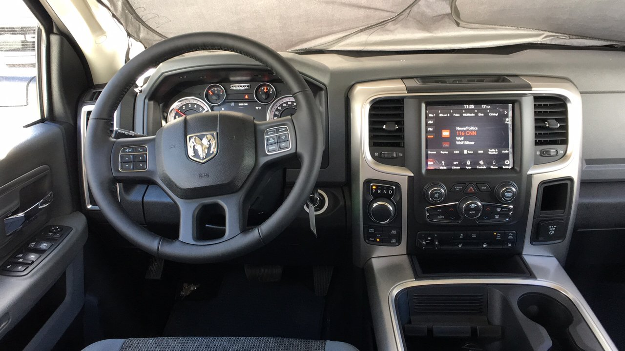2018 Ram 1500 Crew Cab 4x4,  Pickup #15673 - photo 25