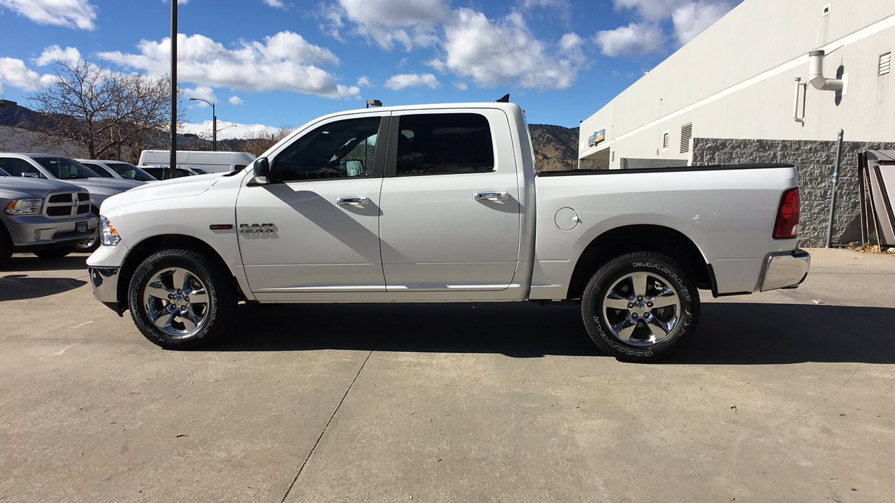 2018 Ram 1500 Crew Cab 4x4,  Pickup #15673 - photo 3