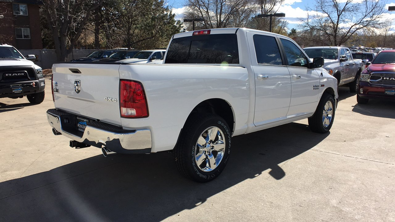 2018 Ram 1500 Crew Cab 4x4,  Pickup #15673 - photo 5