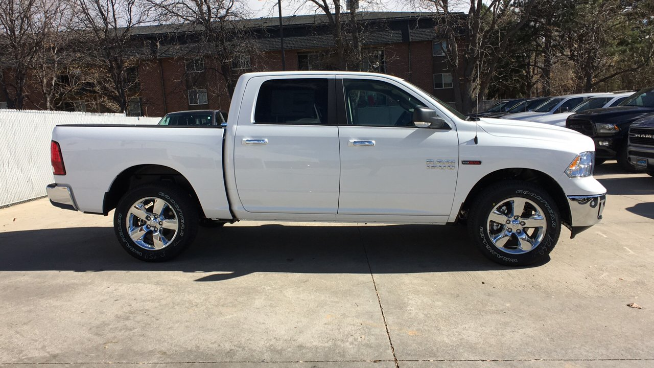 2018 Ram 1500 Crew Cab 4x4,  Pickup #15673 - photo 6