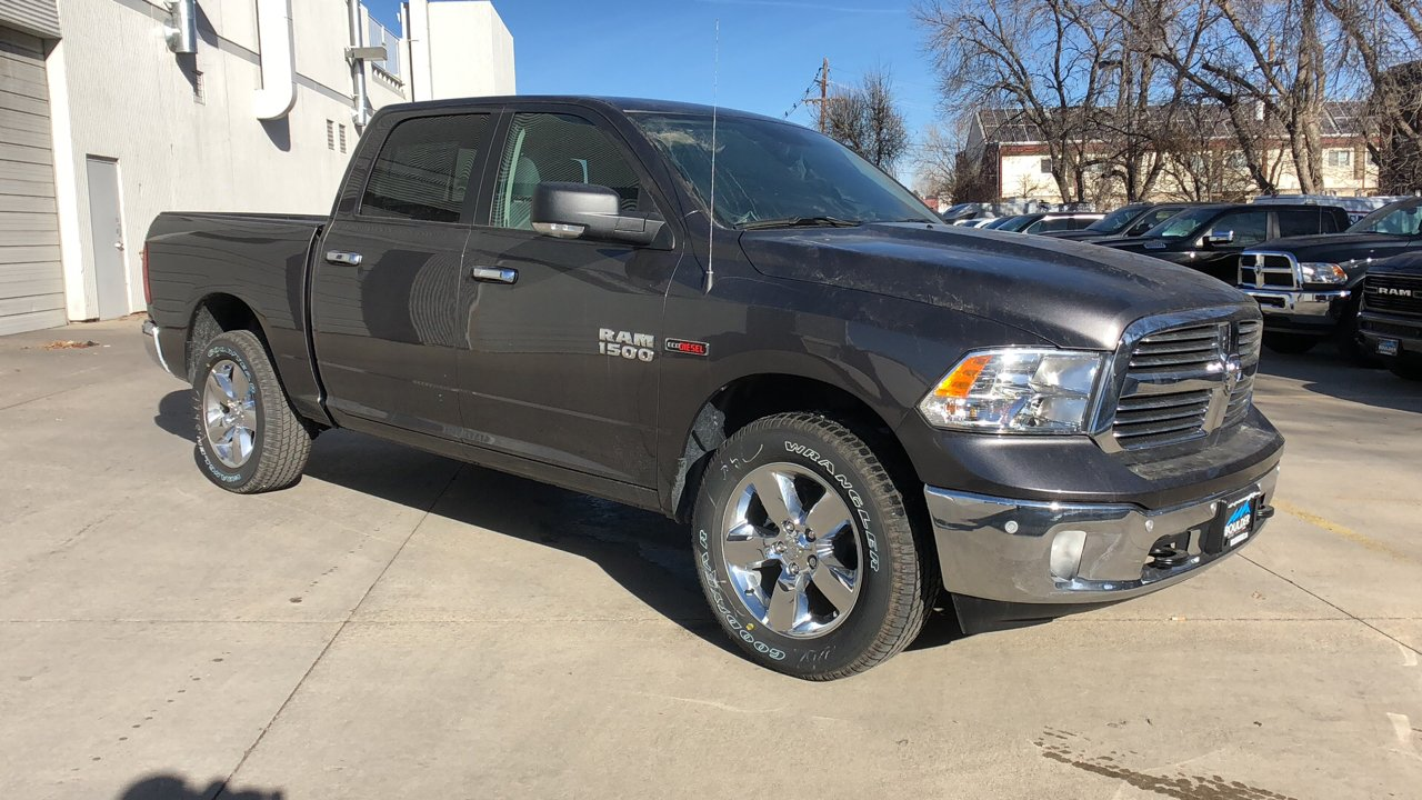2018 Ram 1500 Crew Cab 4x4,  Pickup #15674 - photo 8