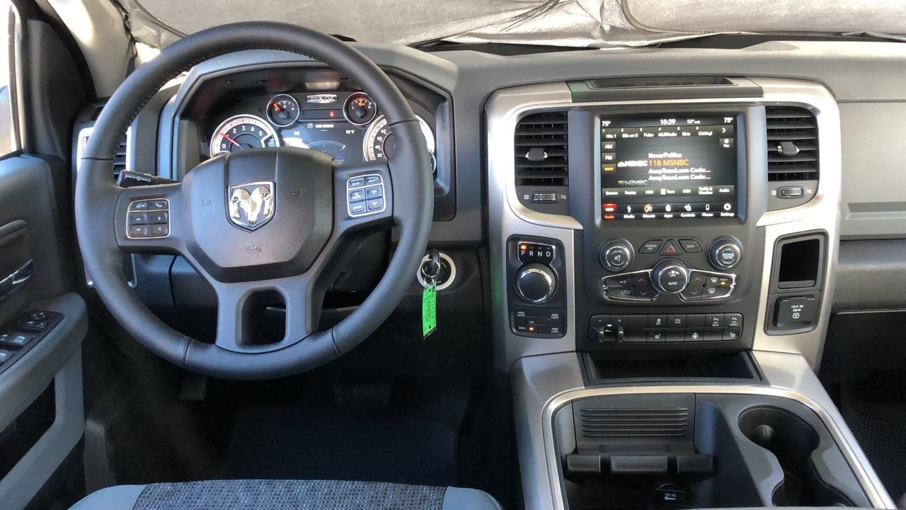 2018 Ram 1500 Crew Cab 4x4,  Pickup #15674 - photo 27