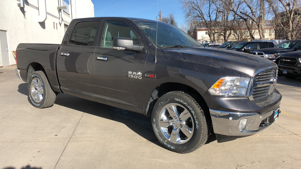 2018 Ram 1500 Crew Cab 4x4,  Pickup #15674 - photo 3
