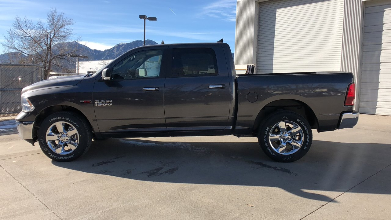2018 Ram 1500 Crew Cab 4x4,  Pickup #15674 - photo 4