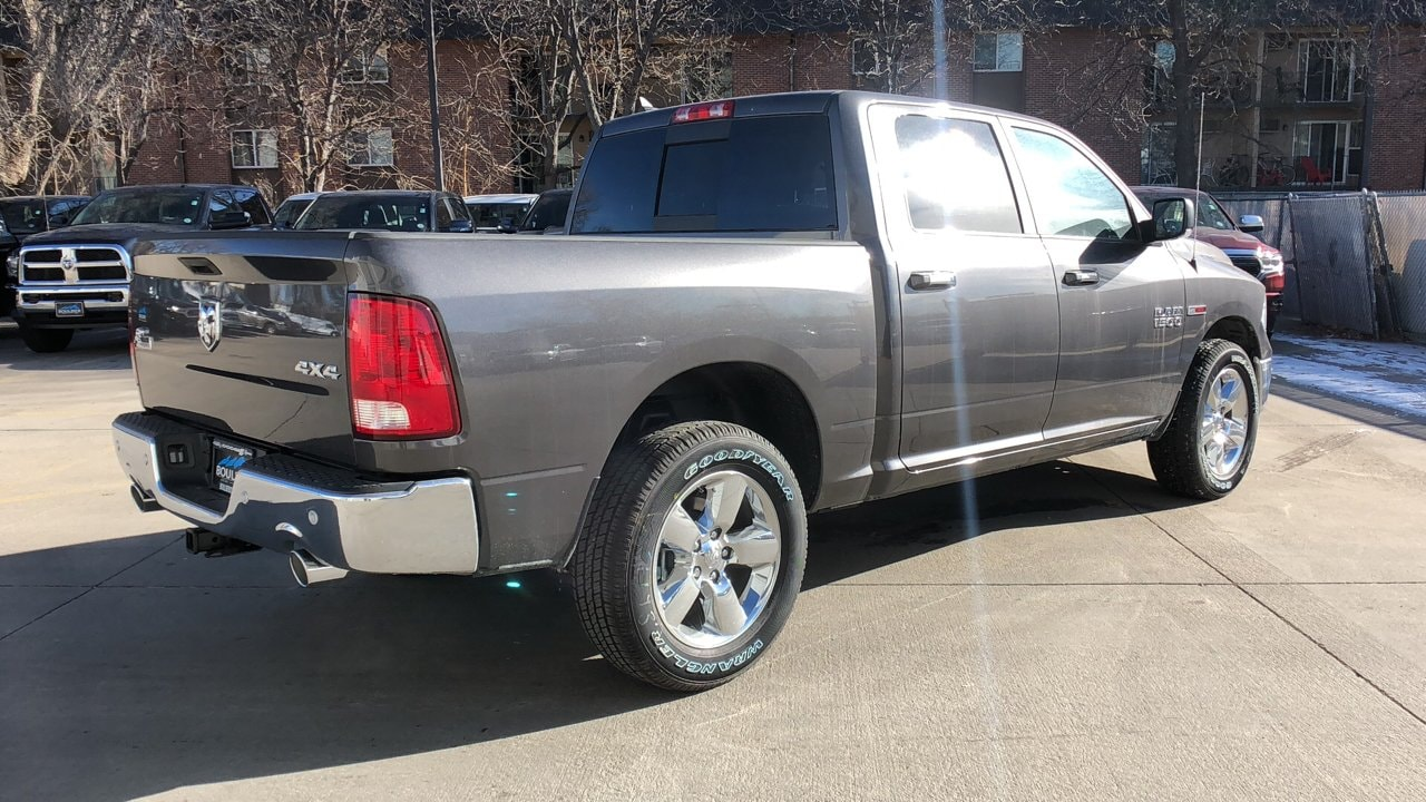 2018 Ram 1500 Crew Cab 4x4,  Pickup #15674 - photo 6